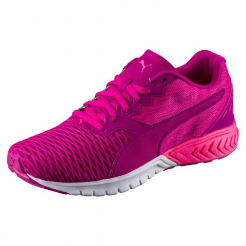 Puma Chaussures Ignite Dual Wn's  Femmes ULTRA MAGENTA-KNOCKOUT PINK