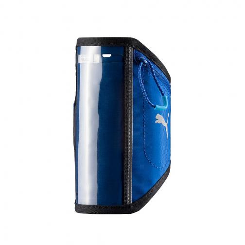 Puma Haarband Pr I Sport Phone TRUE BLUE-Puma Black