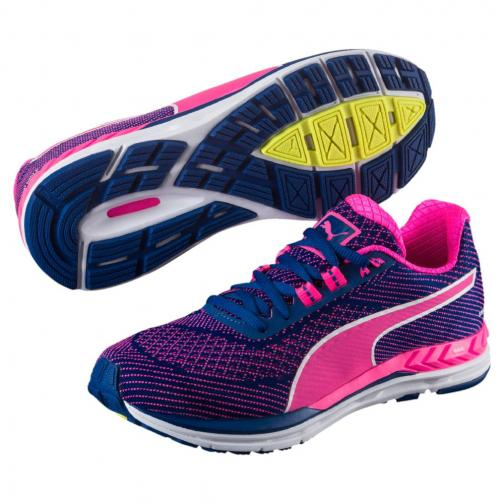 ... Puma Shoes Speed 600 S Ignite Wn Woman TRUE BLUE-KNOCKOUT PINK-Puma  White ... ac3d2839c