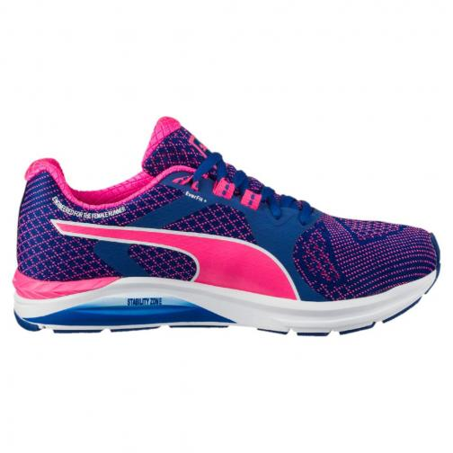 Puma Shoes Speed 600 S Ignite Wn  Woman TRUE BLUE-KNOCKOUT PINK-Puma White Tifoshop