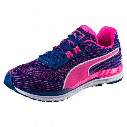 Puma Shoes Speed 600 S Ignite Wn  Woman TRUE BLUE-KNOCKOUT PINK-Puma White