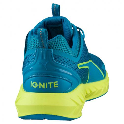 Puma Shoes Ignite Ultimate 2 BLUE DANUBE-Safety Yellow Tifoshop