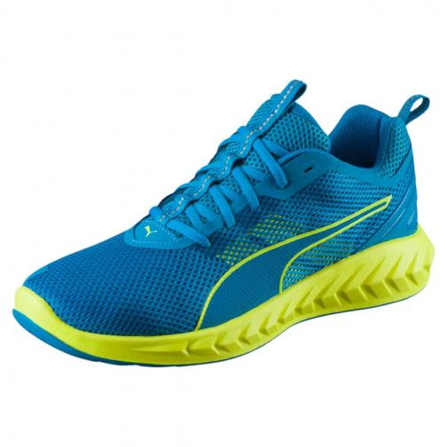 Puma Shoes Ignite Ultimate 2 BLUE DANUBE-Safety Yellow