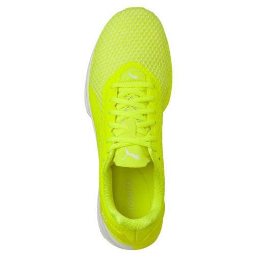 Puma Shoes Ignite 3 Safety Yellow-Puma White Tifoshop