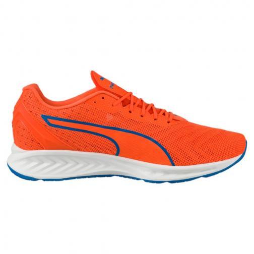 Puma Shoes Ignite 3 Pwrcool OrangeClownFish-FrenchBlue Tifoshop
