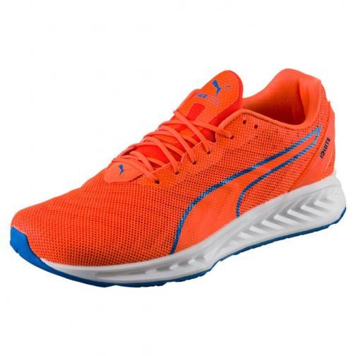 Puma Shoes Ignite 3 Pwrcool OrangeClownFish-FrenchBlue