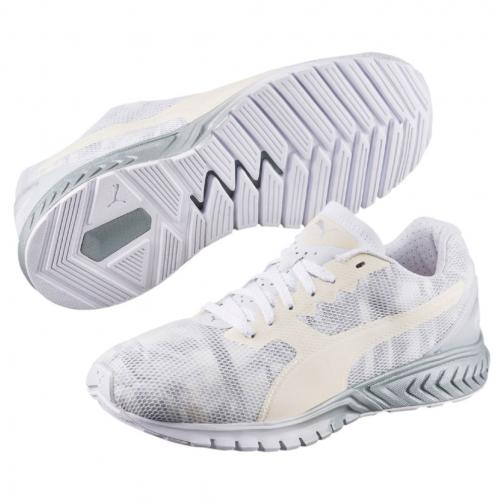Puma Schuhe Ignite Dual Swan Wn's  Damenmode Puma White-Quarry Tifoshop