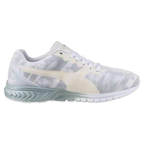 Puma Chaussures Ignite Dual Swan Wn's  Femmes Puma White-Quarry Tifoshop