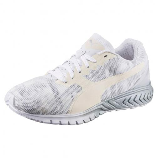 Puma Chaussures Ignite Dual Swan Wn's  Femmes Puma White-Quarry