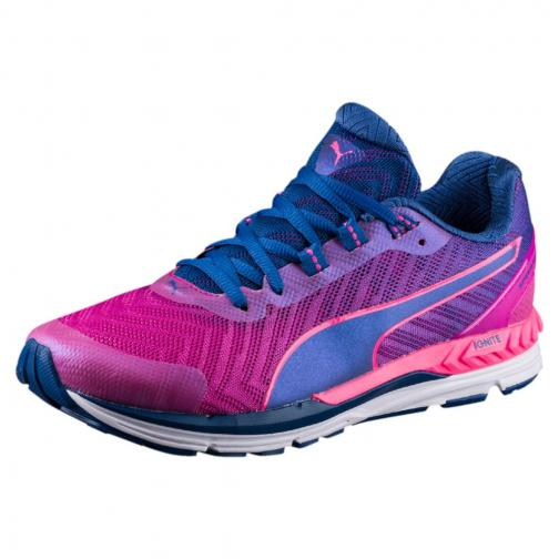 Puma Shoes Speed 600 Ignite 2 Wn  Woman ULTRA MAGENTA-TRUE BLUE-KNOCKOUT PINK