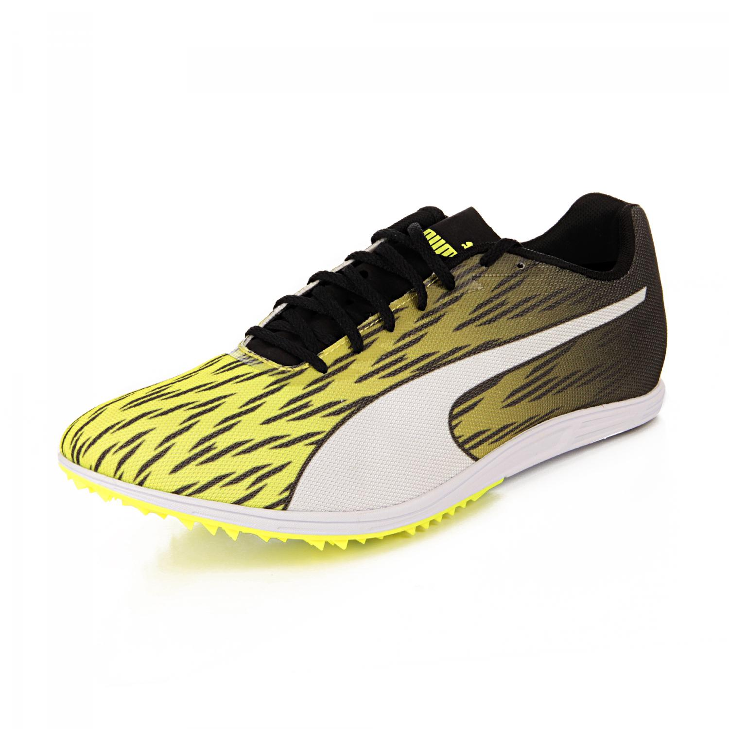 puma evospeed distance