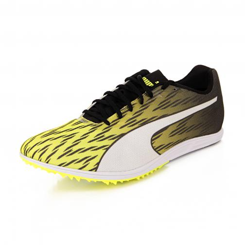 Puma Schuhe Evospeed Distance 7 Safety Yellow-Puma Black-Puma White