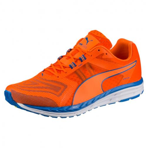 Puma Schuhe Speed 500 Ignite Pwrcool Orange-French Blue