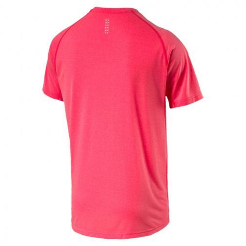 Puma T-shirt Run S/s Bright Plasma Heather Tifoshop