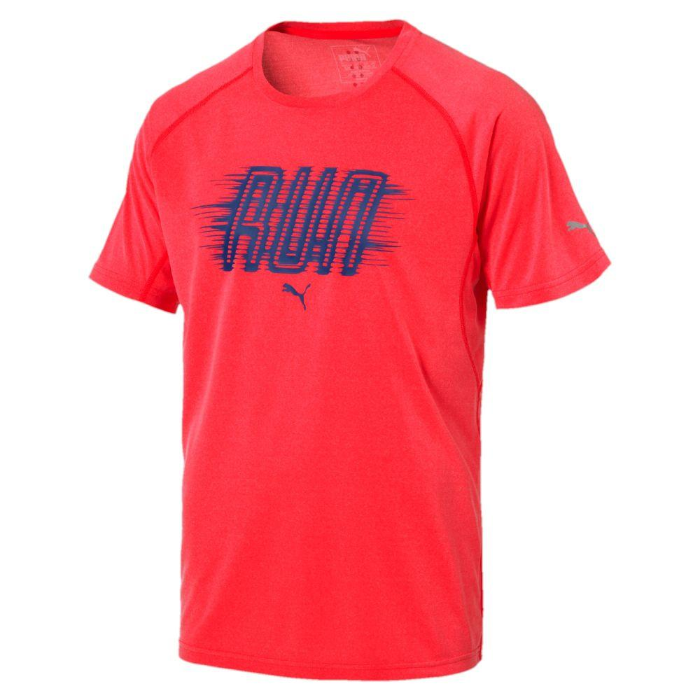 Puma T-shirt Run S/s