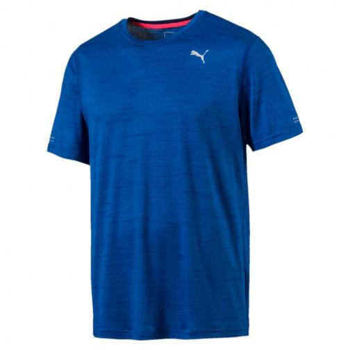 Puma T-shirt Epic S/s TRUE BLUE Heather