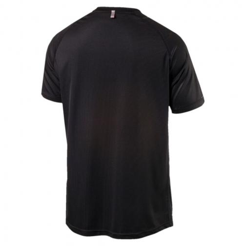 Puma T-shirt Core-run S/s Puma Black Tifoshop