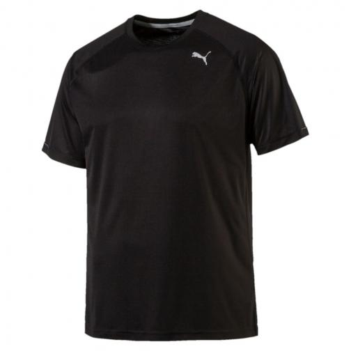 Puma T-shirt Core-run S/s Puma Black