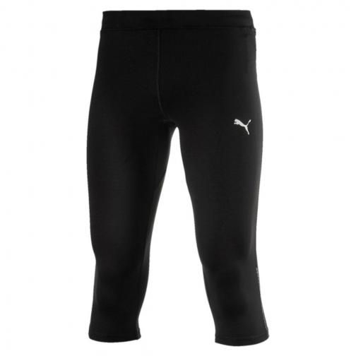 Puma Pantalone Core-run 3/4 Nero