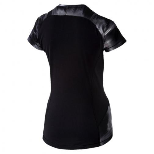 Puma T-shirt Graphic S/s  Femmes Puma Black Heather Tifoshop