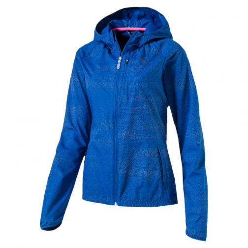 Puma Jacke Nightcat  Damenmode TRUE BLUE-heather