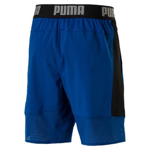 Puma Pantaloncino Vent Stretch Woven Blu Tifoshop