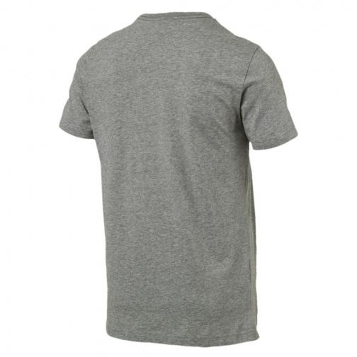 Puma T-shirt Ub Sublime   Usain Bolt Medium Gray Heather Tifoshop