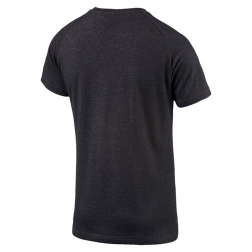 Puma T-shirt Ub Legend   Usain Bolt Cotton Black Tifoshop