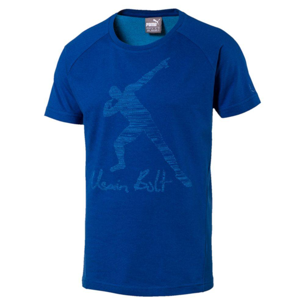 Puma T-shirt Ub Legend   Usain Bolt