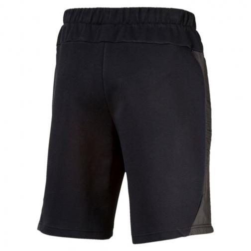 Puma Short Pants Ub Legend   Usain Bolt Cotton Black Tifoshop