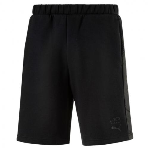Puma Short Pants Ub Legend   Usain Bolt Cotton Black