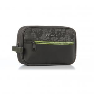 TROUSSE DE TOILETTE  ARMY GREEN