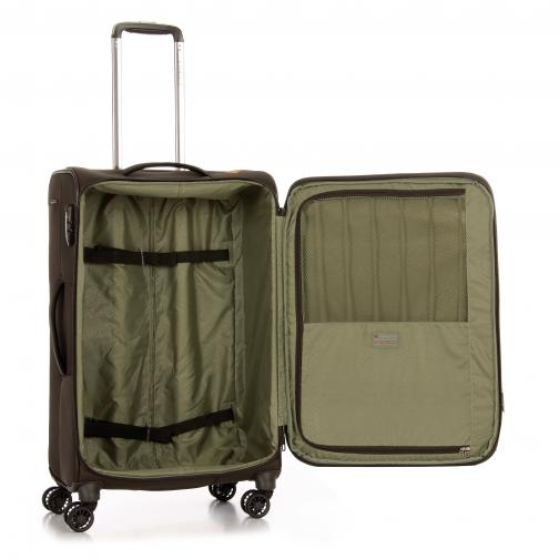 Trolley Moyenne Taille  ARMY GREEN Roncato