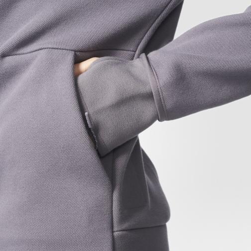 Adidas Sweatshirt Z.n.e. Hoody  Damenmode Trace Grey Tifoshop