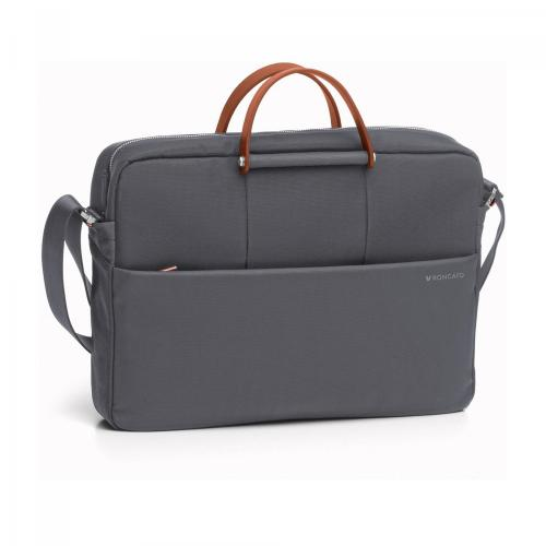 LAPTOP BRIEFCASE  ANTHRACITE