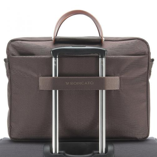 Sac Ordinateur  DARK BROWN Roncato