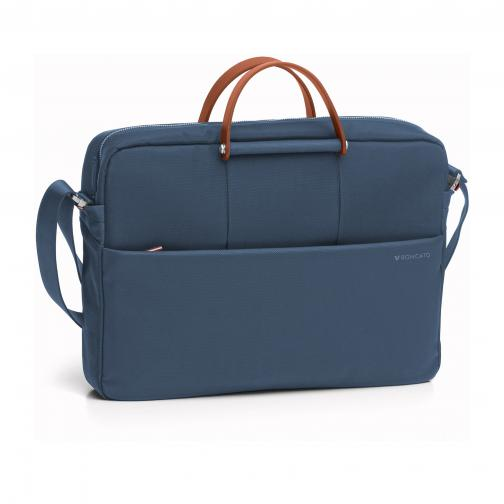 Bolsa Porta Computador  BLUE DENIM