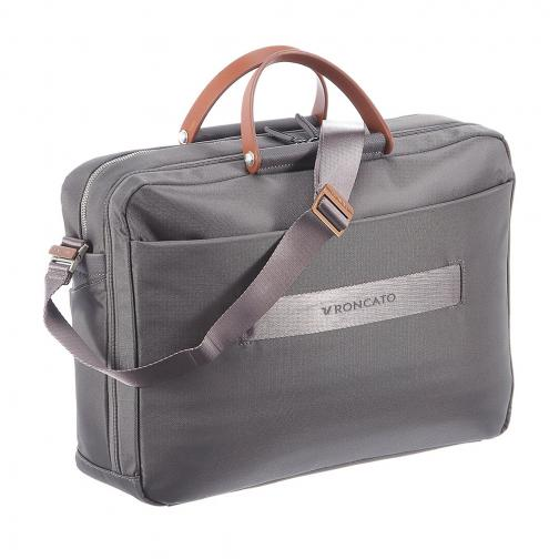 Sac Ordinateur  ANTHRACITE Roncato