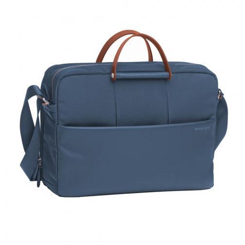 Bolsa Porta Computador  BLUE DENIM Roncato