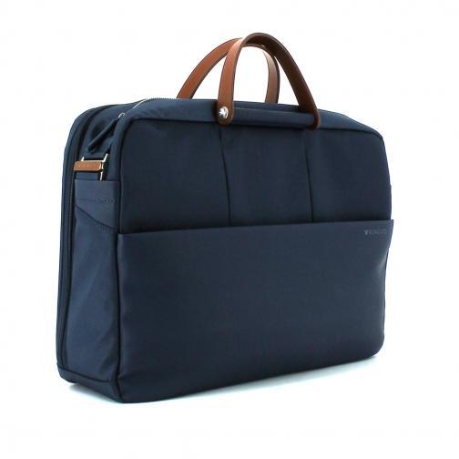Laptop Briefcase  BLUE DENIM