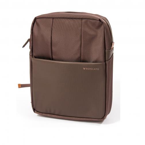 Crossover Bag  DARK BROWN