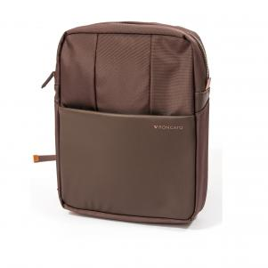 CROSSOVER BAG  DARK BROWN