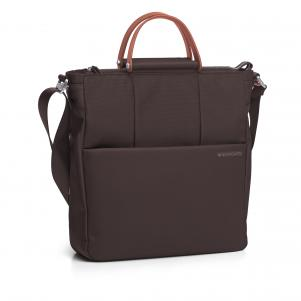 SAC SHOPPING  DARK BROWN