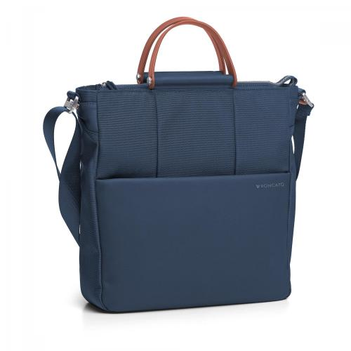 SHOPPER  BLUE DENIM