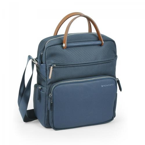 SAC SHOPPING  BLUE DENIM
