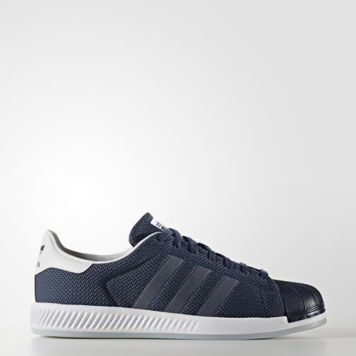 Adidas Originals Schuhe Superstar Bounce collegiate navy
