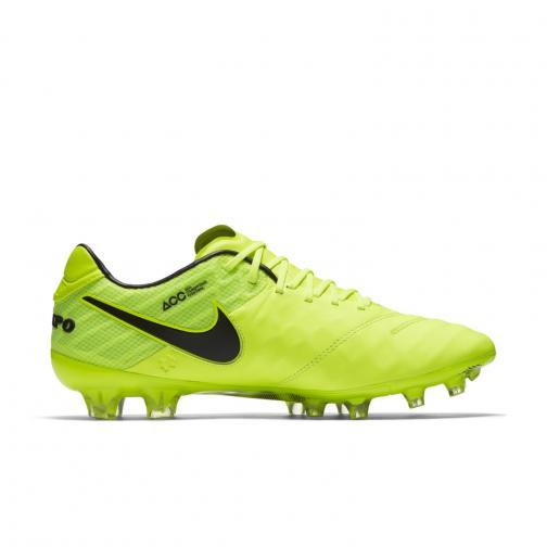 Nike Scarpe Calcio Tiempo Legend Vi Fg Giallo