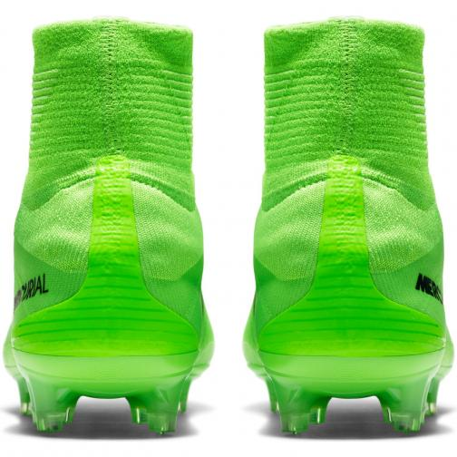 Nike Chaussures De Football Mercurial Superfly V Fg ELECTRIC GREEN/BLACK-GHOST GREEN-WHITE Tifoshop