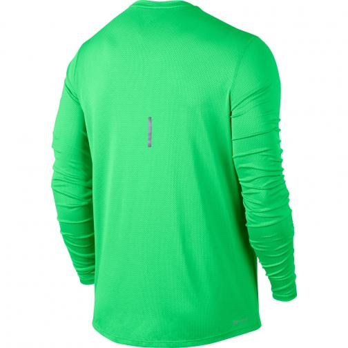 Nike Maglia Zonal Cooling Relay Verde Tifoshop