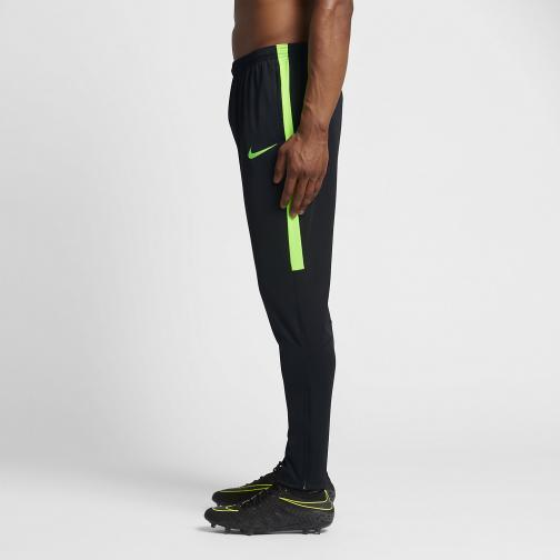 Nike Hose Dry Academy BLACK/BLACK/ELECTRIC GREEN Tifoshop